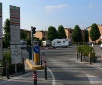 Parcheggio camper diurno