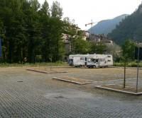 Area di sosta a Scheggino