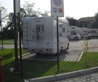 Area camper Candelo