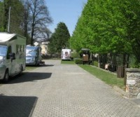 Area camper di Madonna del Sasso
