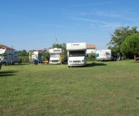 Parcheggio Camper Cardano