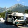 Area sosta camper Camper Gasperina, 24/08/16