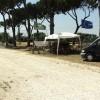 Area sosta camper Camper Club Antichi Casali, L'ingresso all'area attrezzata, 09/01/17