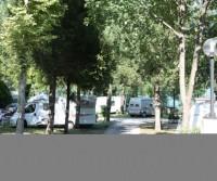 Area di sosta a Lago di Cavazzo