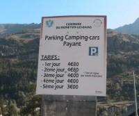 Parking des Charmettes