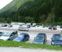 Parking seggiovia Monte Spicco