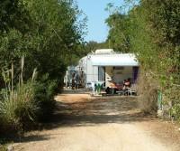 Area camper Cavo