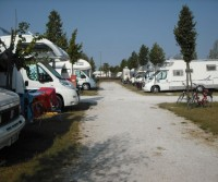 Area sosta camper Albatros