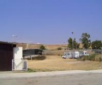 Area di sosta a Agrigento