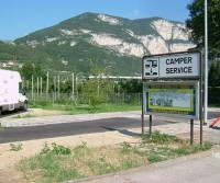 Area camper Zuffo