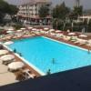 Area sosta camper Sosta Camper Baia Domizia , la piscina a 50 mt (sconto per i clienti dell'area attrezzata), 10/05/16