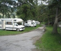 Camping im Park Glurns