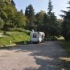 Area di sosta a Montone
