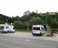 Parking per camper