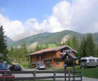 Area di sosta c/o Sitting Bull Ranch