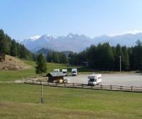 Area Camper Torgnon
