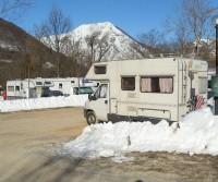 Area camper Entracque