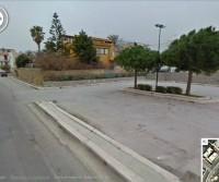 Terrrasini - area parcheggio comunale