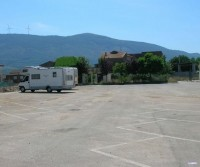 Area di sosta a Sant'Agata De' Goti