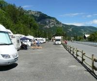 Area Camper Cesana Torinese