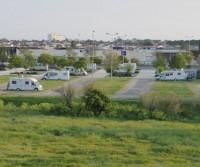 Aire de camping car de Port Neuf