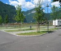 Area sosta camper Mezzano