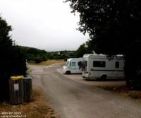 Parcheggio de La Couvertoirade