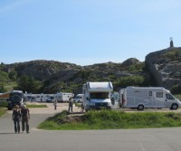 Parcheggio Faro di Lindesnes
