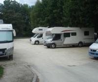 Aire campingcar park