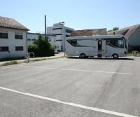 Parkplatz Stadthallenstrasse