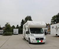 Area di sosta a Potsdam