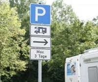 Parkplatz grossmutterwiesen