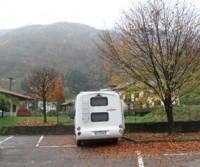 Parcheggio del Parco Pineta