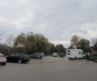 Parcheggio di Cima Rest