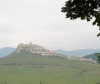 Parcheggio dello Spisšký Hrad (castello)