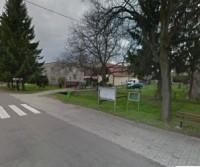 Parcheggio per visita alla Chiesa Luterana di Legno di Hronsek