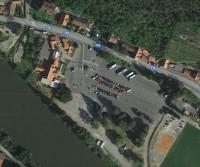 Parcheggio del Hrad Karlštejn (castello)