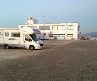 Reisemobilplatz Outletcity