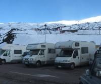 Parcheggio Rifugio Sapienza