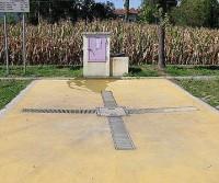 Area di sosta a Romano Canavese