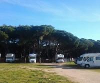 Area camper Matera Città dei Sassi