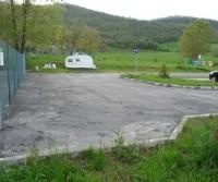 Area di sosta a Pavullo nel Frignano