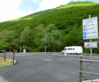 Area comunale Castelsantangelo