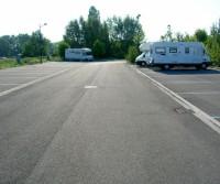 Area sosta camper Grado