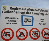 Camping-cars a Portiragnes-Plages