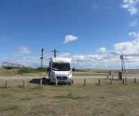 Parcheggio area picnic c/o ponte mobile sull'Oddesund