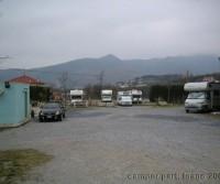 Area di sosta a Loano