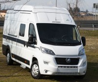 Le prove di CamperOnLine: Hymer Van Yellowstone