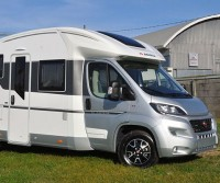 Adria Matrix GT Edition 600 SP: tutti a bordo
