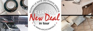 Europa New Deal in tour
